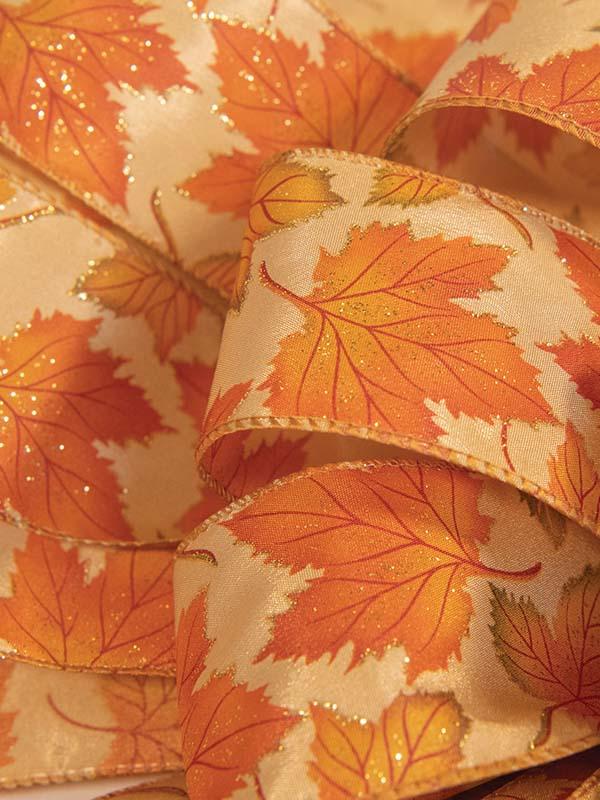 Fall Autumn Bow
