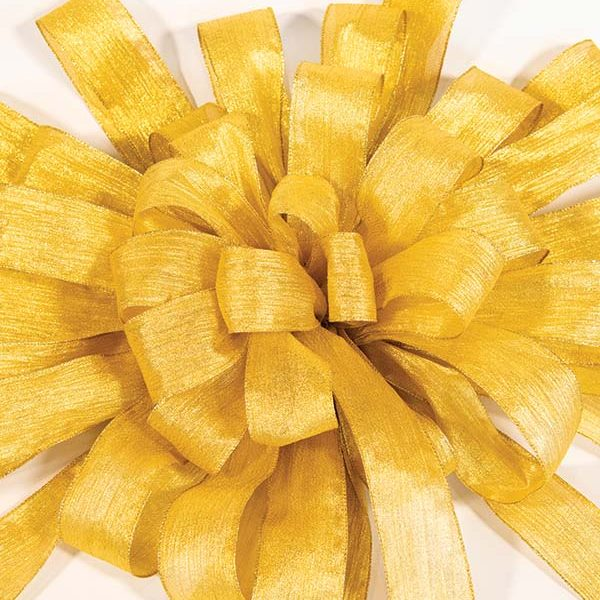 Gold Elegance Bow